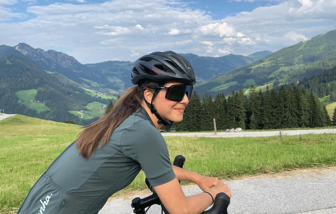 Rennradfahren Reither Kogel Alpbachtal
